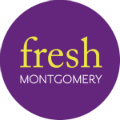 Fresh Montgomery purple logo